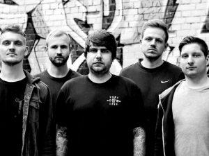 """""""Empty Handed"""", Band aus Leipzig, spielt im Schnittpunkt."""