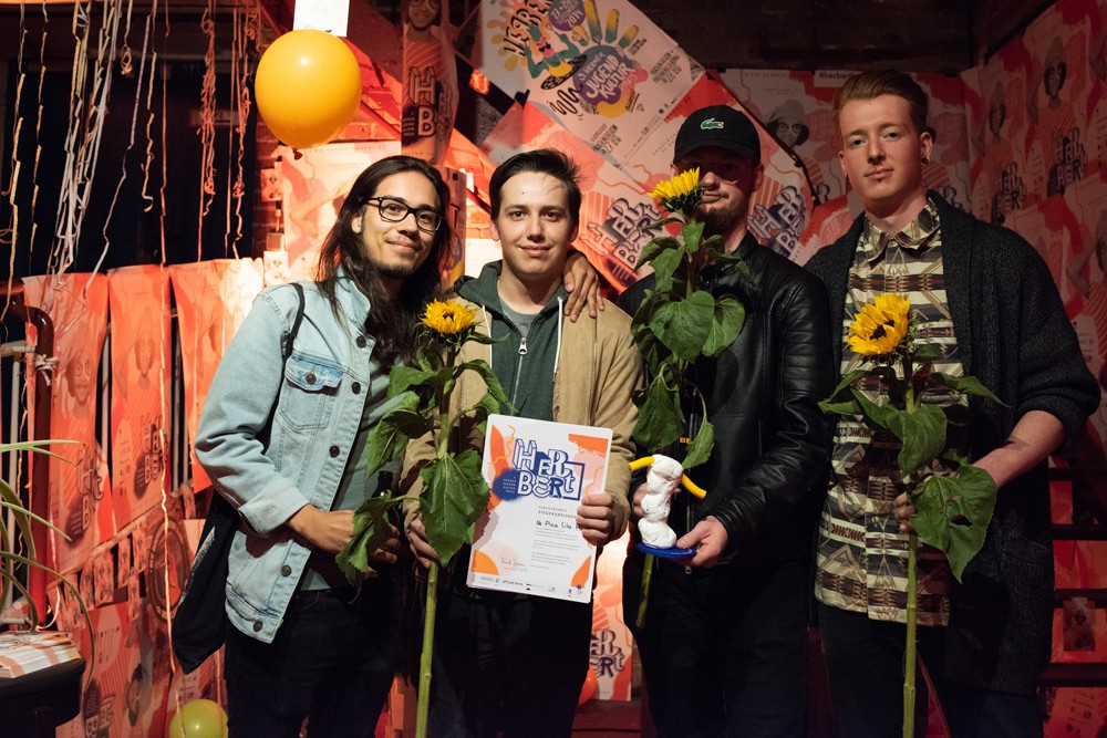 No Place Like Home gewann 2018 den Herbert-Publikumspreis.