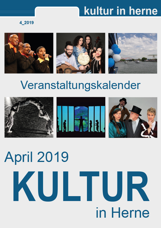 Veranstaltungen April